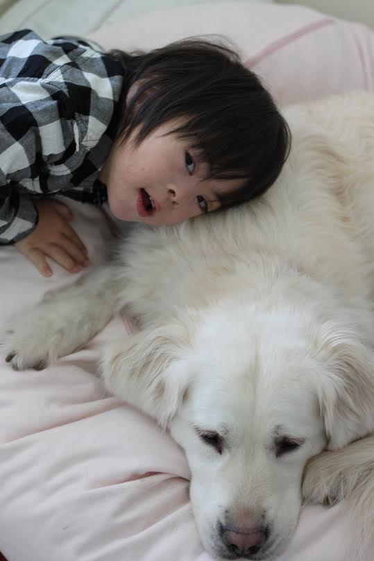 4歳になったトーマとエリサのサプライズ_d0128712_15435229.jpeg