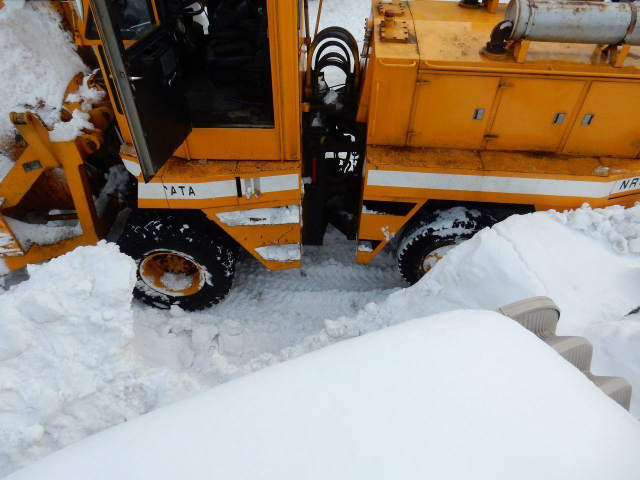 ようやく排雪チューズデー_c0025115_22033038.jpg
