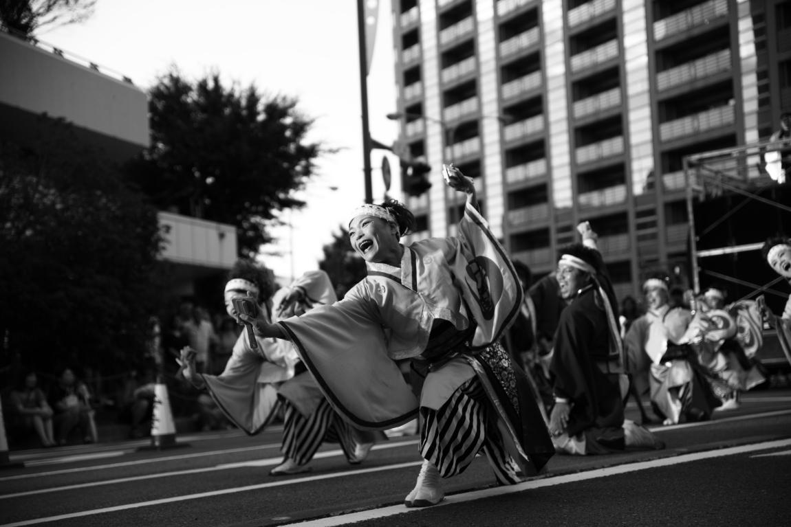 夏の化身・Ⅰ~金沢YOSAKOIソーラン日本海~_d0349418_22163404.jpg