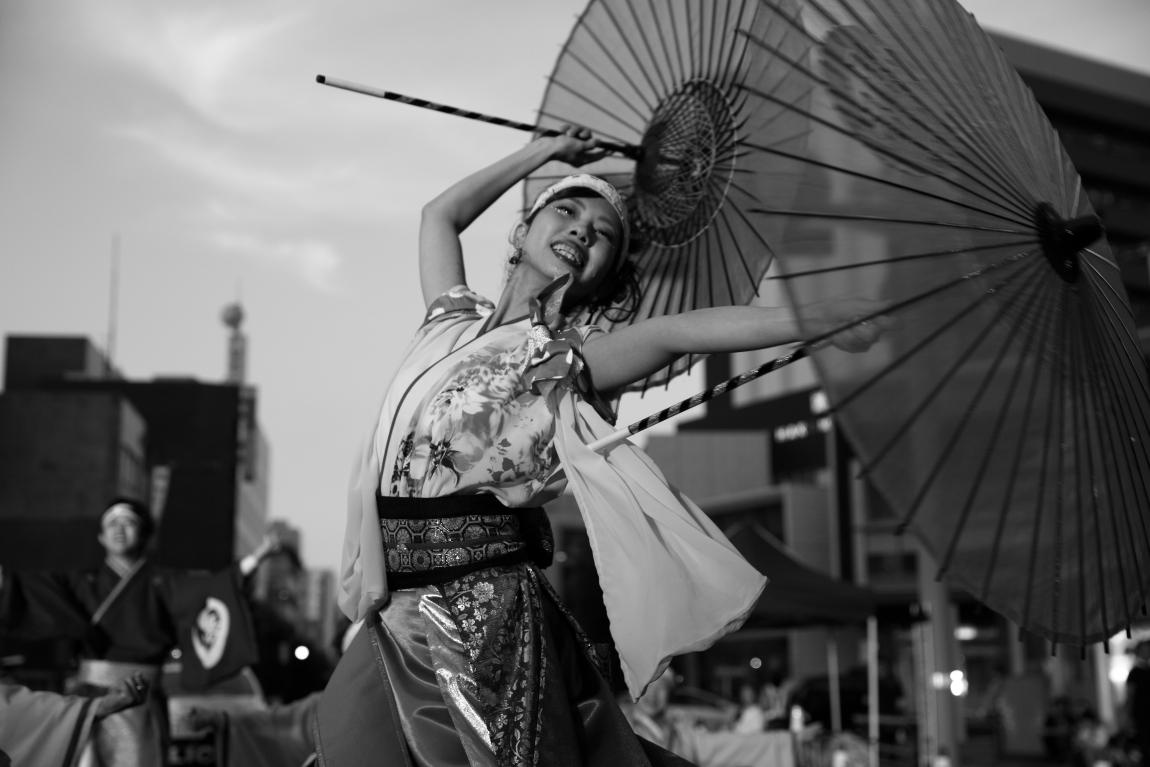 夏の化身・Ⅰ~金沢YOSAKOIソーラン日本海~_d0349418_22170620.jpg