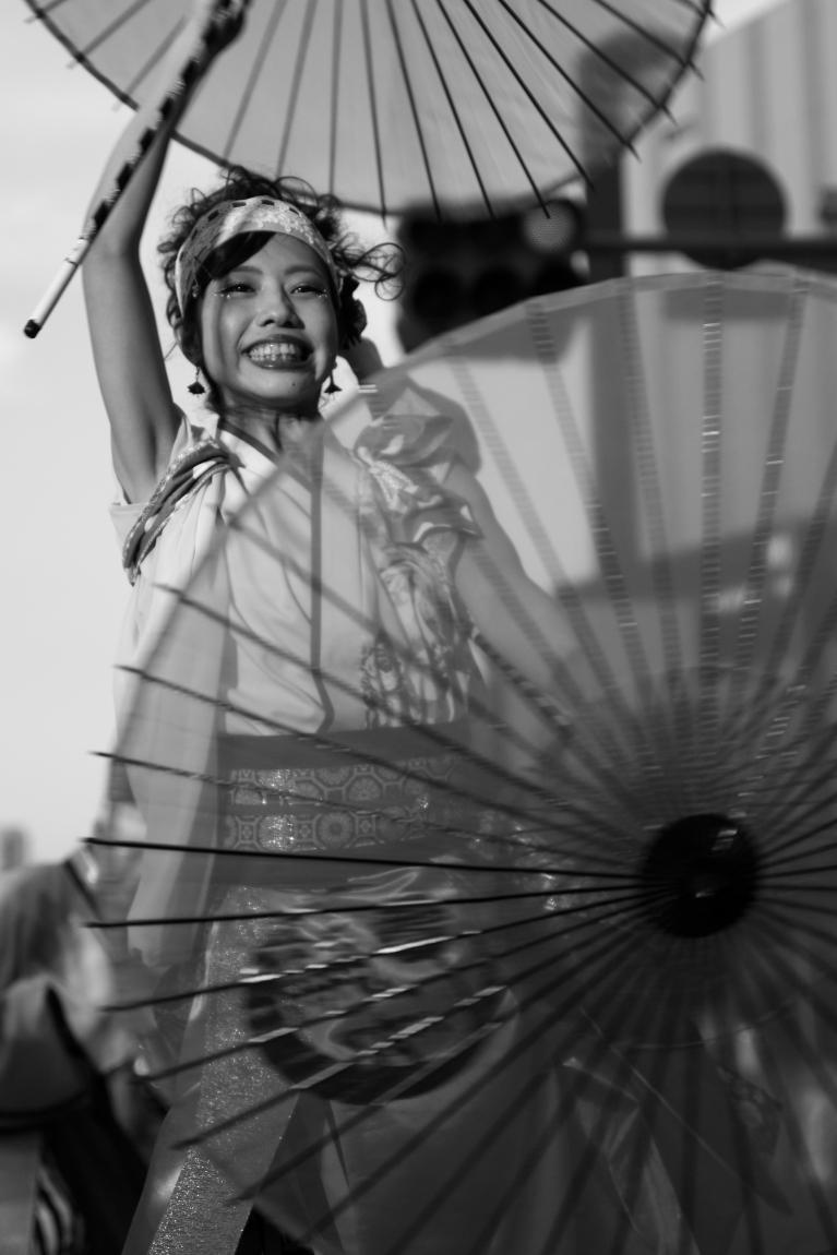 夏の化身・Ⅰ~金沢YOSAKOIソーラン日本海~_d0349418_22171457.jpg