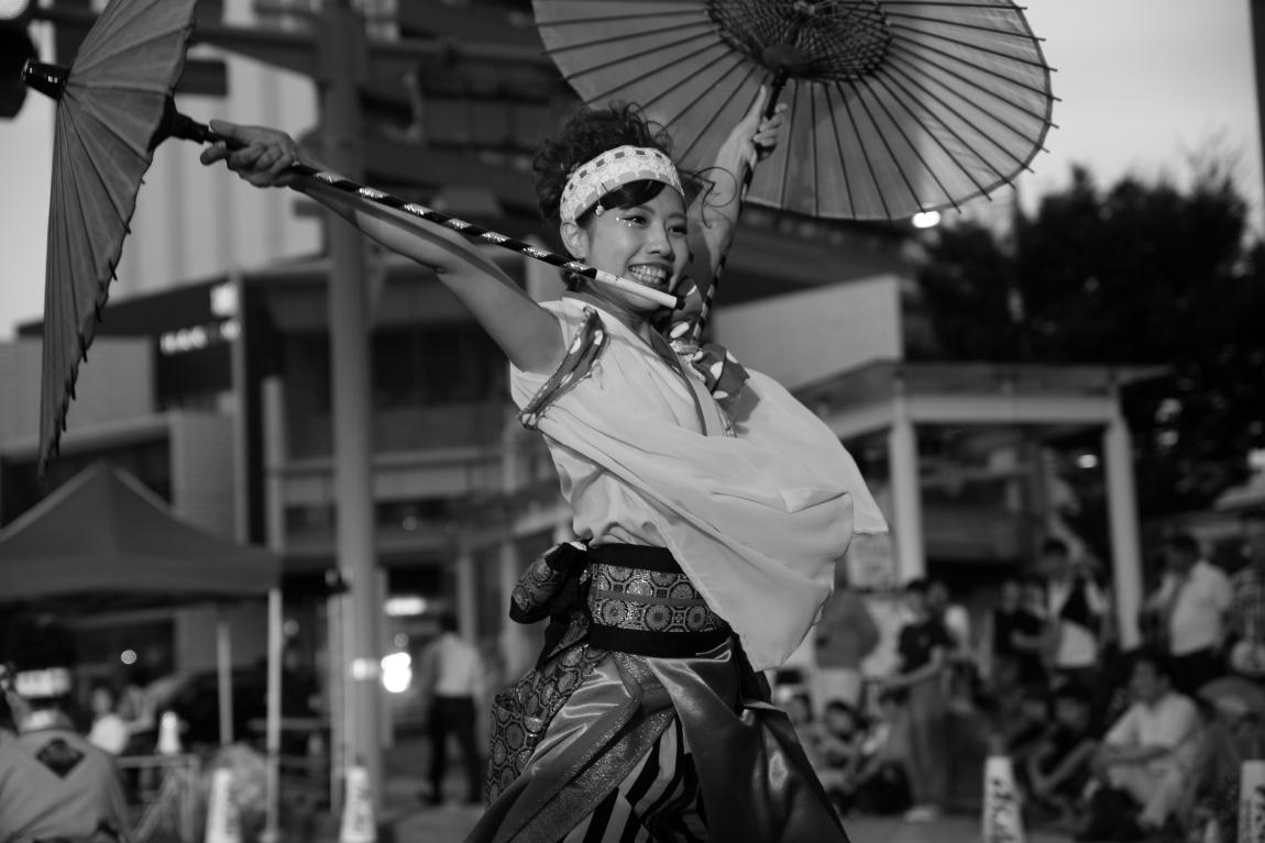 夏の化身・Ⅰ~金沢YOSAKOIソーラン日本海~_d0349418_22180574.jpg