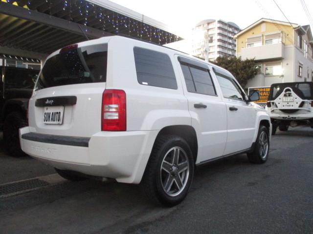 H22 Jeep パトリオット 4WDスポーツ 中古車 入庫_b0123820_11241081.jpg
