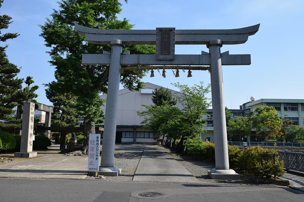 越前松平家の福井城跡を歩く。 その4 ~福井神社~_e0158128_18185555.jpg
