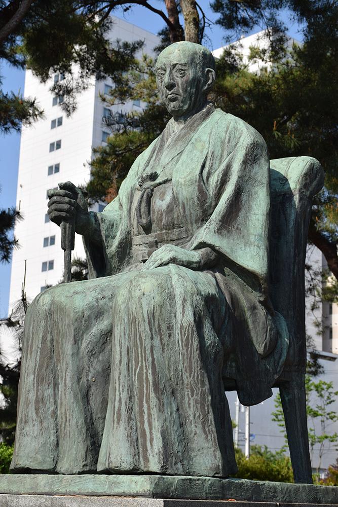 越前松平家の福井城跡を歩く。 その4 ~福井神社~_e0158128_18291271.jpg