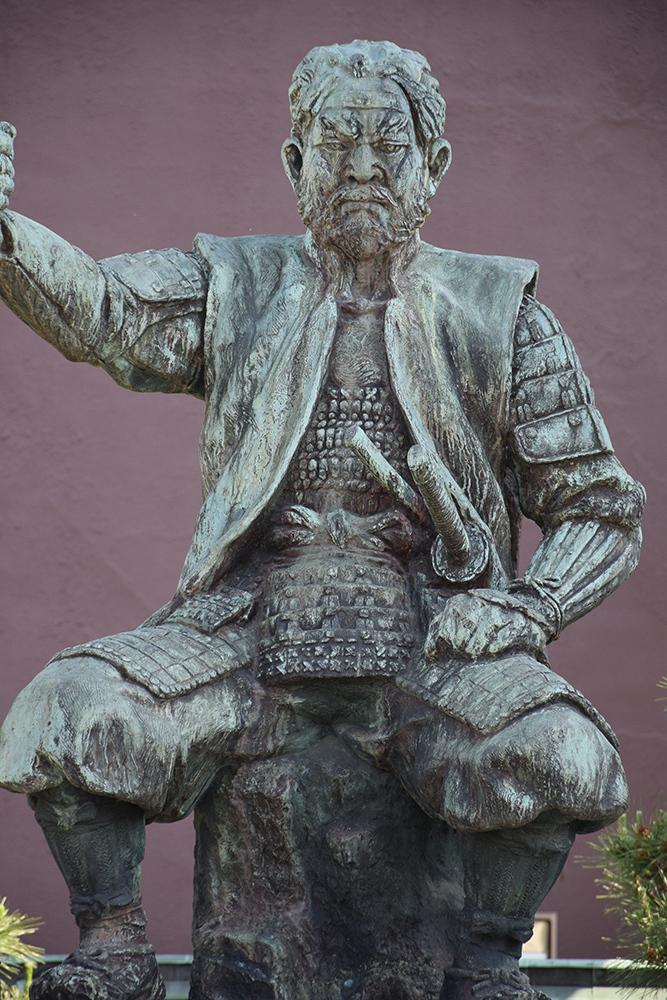 越前北ノ庄城跡・柴田神社を訪ねて。_e0158128_19025867.jpg