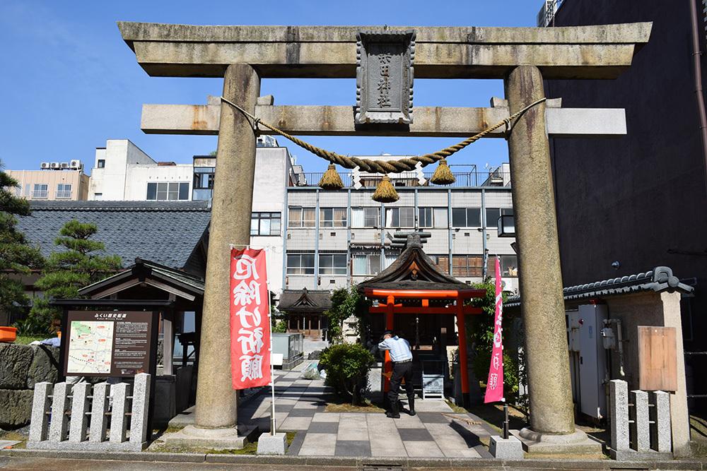 越前北ノ庄城跡・柴田神社を訪ねて。_e0158128_19035381.jpg
