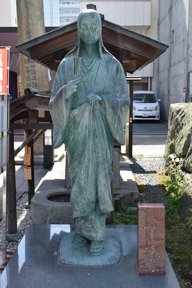 越前北ノ庄城跡・柴田神社を訪ねて。_e0158128_19084594.jpg