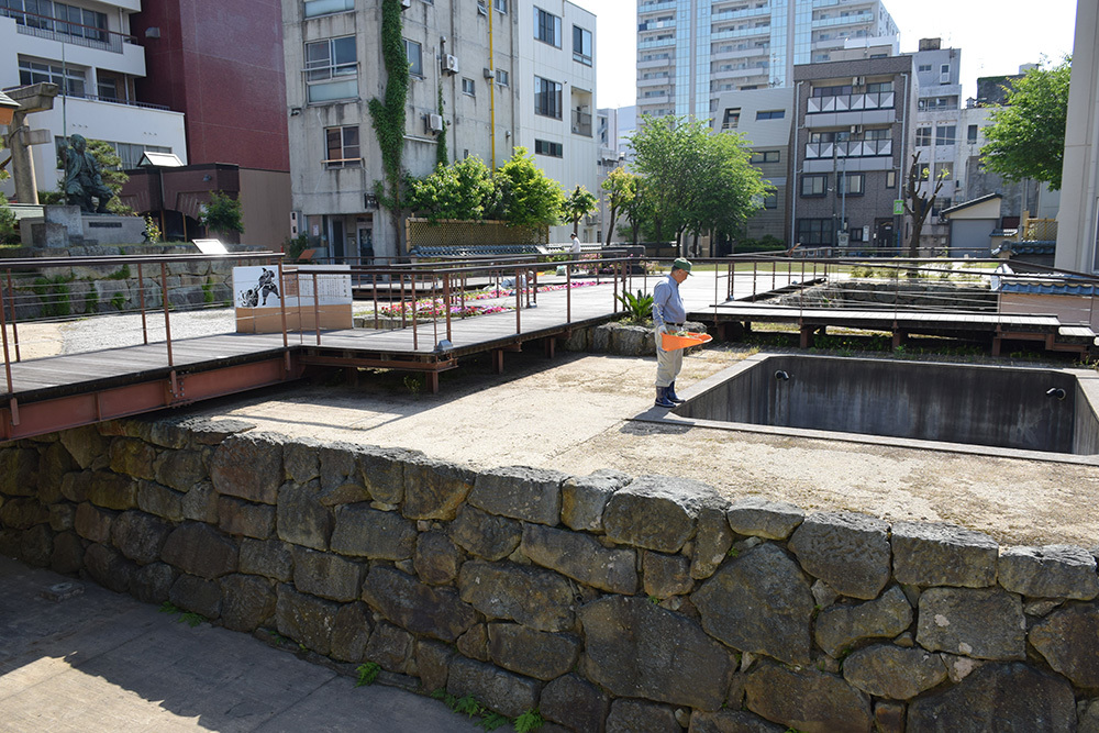 越前北ノ庄城跡・柴田神社を訪ねて。_e0158128_19125440.jpg