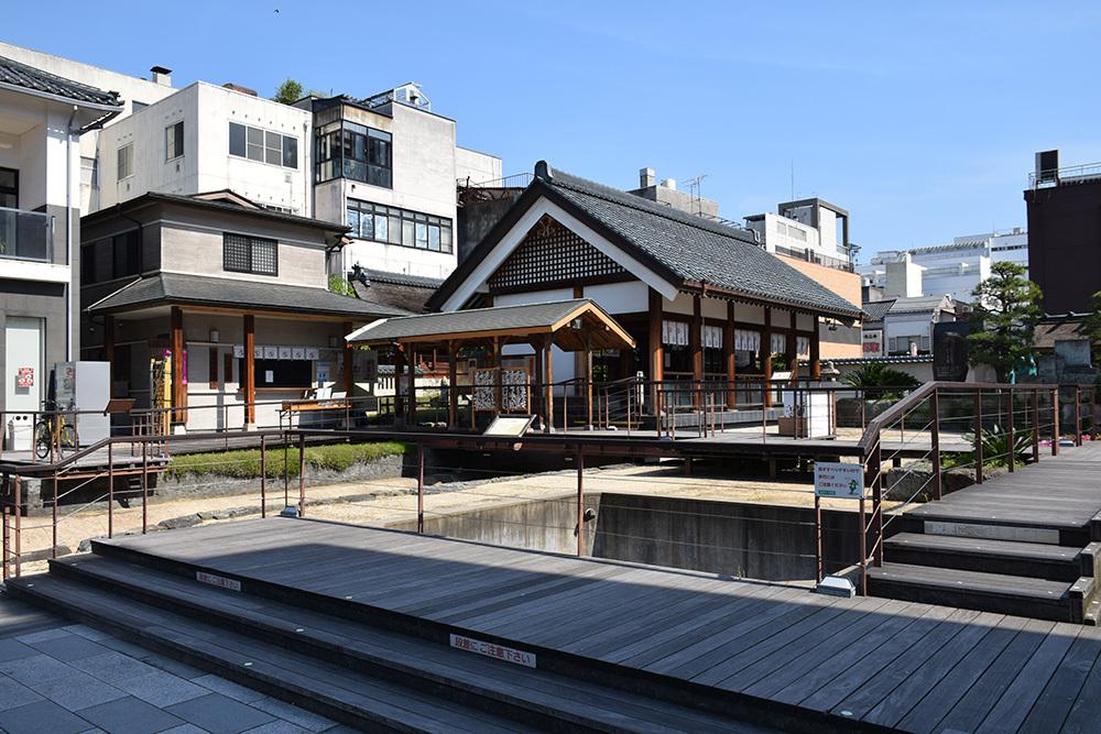 越前北ノ庄城跡・柴田神社を訪ねて。_e0158128_19181336.jpg