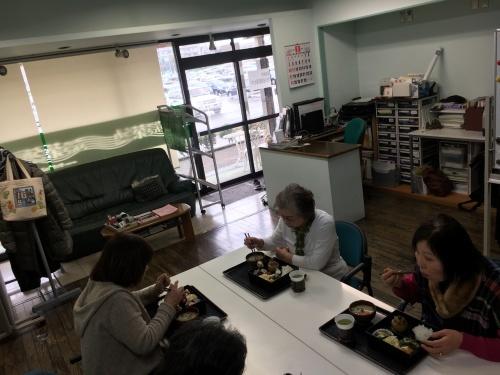 編み物教室&初心者ゴルフ教室&書道教室_c0113948_14293040.jpg