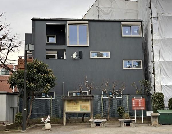 荒川の家Ⅱの見学会_c0019551_15251708.jpg