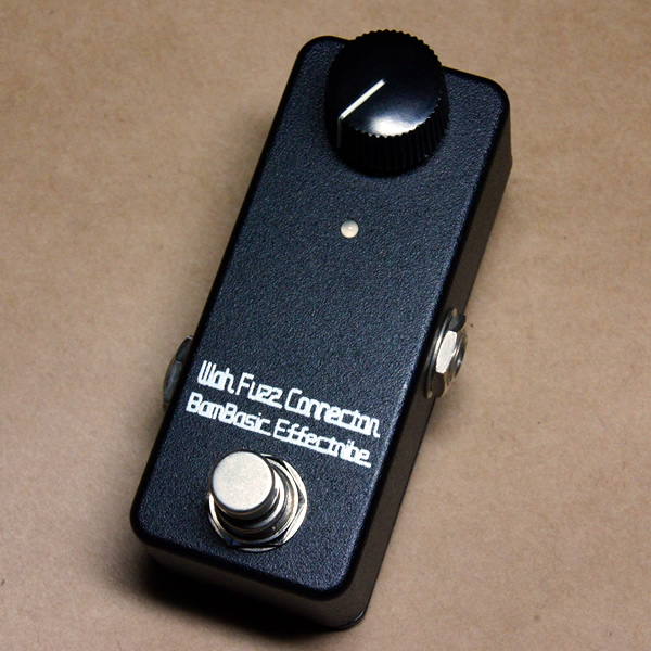 BamBasic : Wah Fuzz Connector 印刷_f0186957_16301466.jpg