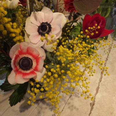オークリーフ花の教室(山田さんの作品)_f0049672_16003294.jpg