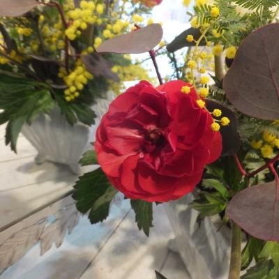オークリーフ花の教室(山田さんの作品)_f0049672_16003806.jpg