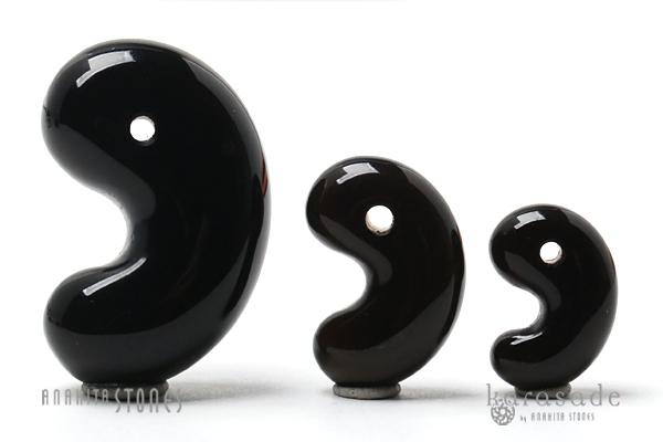 (新作!)天然黒水晶 勾玉(中国山東省産)_d0303974_10214788.jpg