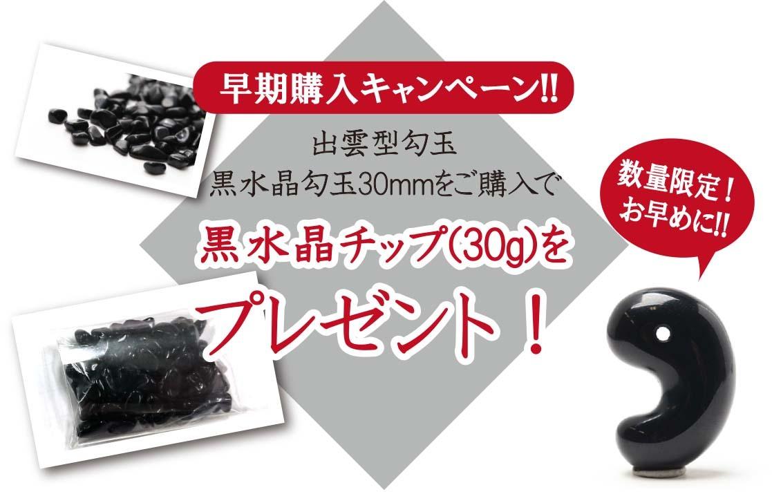 (新作!)天然黒水晶 勾玉(中国山東省産)_d0303974_11122460.jpg