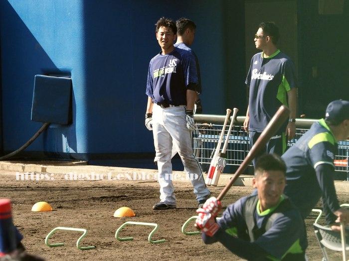 荒木貴裕選手2019沖縄キャンプ(動画2)_e0222575_15493436.jpg