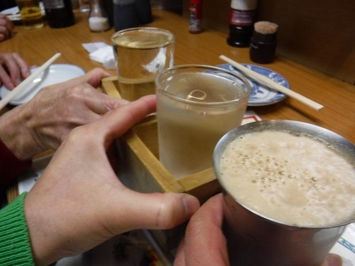 ◆天王寺はしご酒・人気店で一杯♪ ~森田屋~吾作どん~_f0238779_16451466.jpg