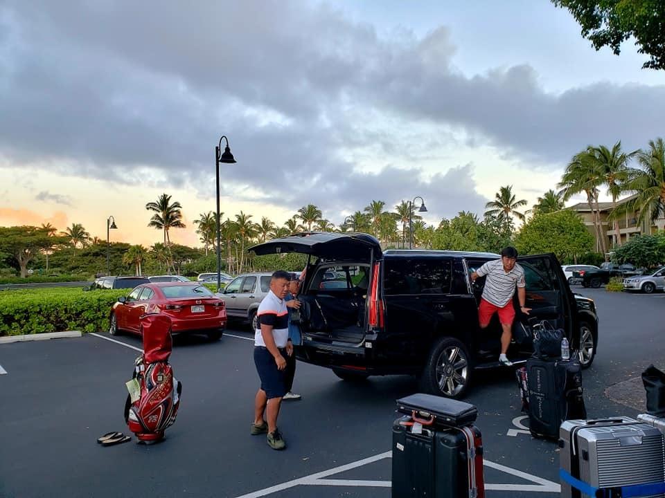 ハワイ島コナ空港から第2次キャンプ地、オアフ島ホノルル国際空港に移動!_c0186691_13471524.jpg