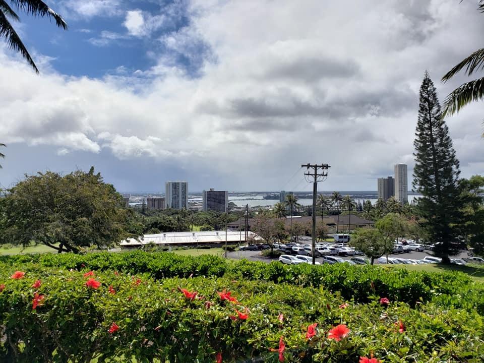 ハワイ島コナ空港から第2次キャンプ地、オアフ島ホノルル国際空港に移動!_c0186691_13484111.jpg