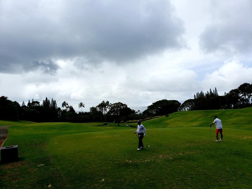 ハワイ島コナ空港から第2次キャンプ地、オアフ島ホノルル国際空港に移動!_c0186691_13490007.jpg