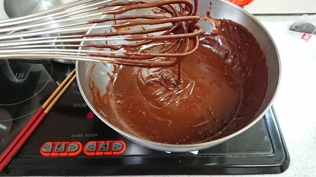 【レシピ】センターとろりんなチョコケーキのレシピ_e0167593_23255070.jpg
