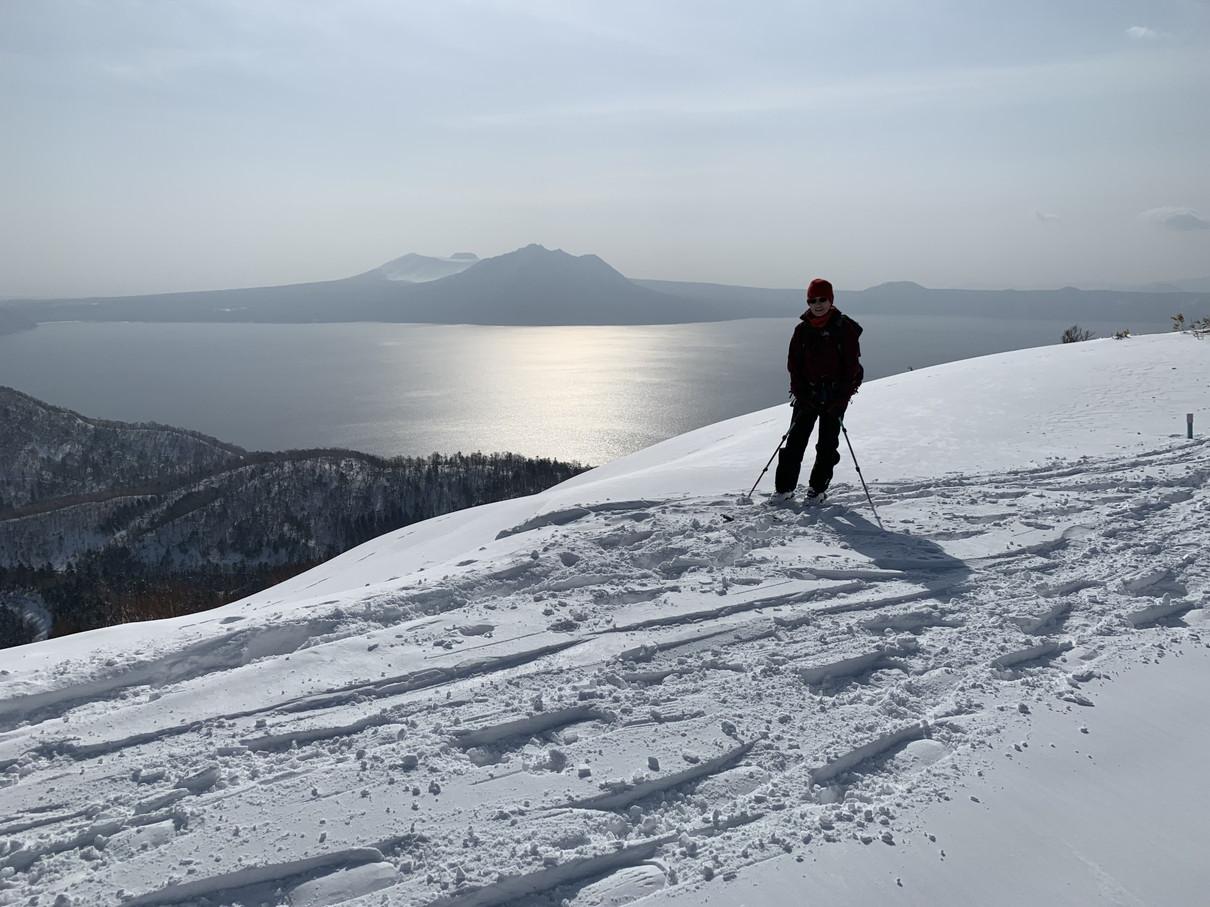 """2019年2月『雪山は呼ぶよ』 February 2019 \""""Hokkaido, Powder Snow Paradice\""""_c0219616_22584418.jpg"""