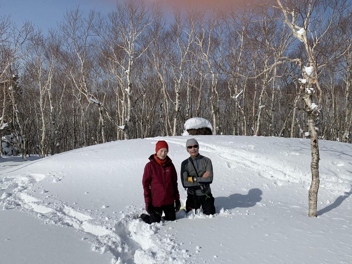 """2019年2月『雪山は呼ぶよ』 February 2019 \""""Hokkaido, Powder Snow Paradice\""""_c0219616_22584435.jpg"""