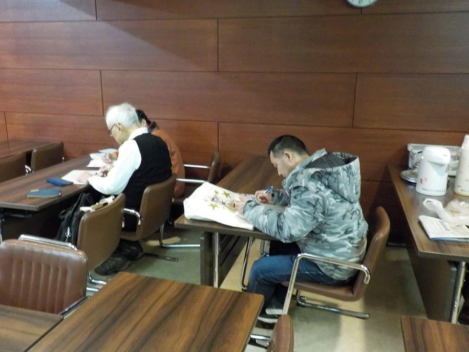 2019年2月19日(火) 学習会_f0202120_21143141.jpg