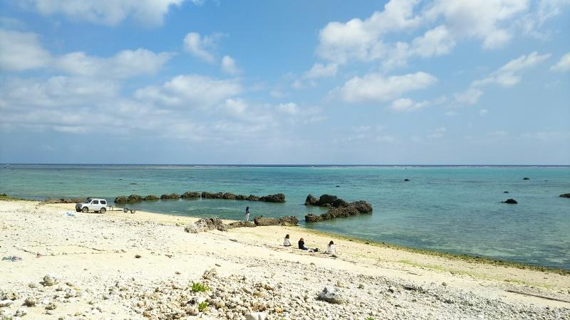 白保海岸  ◎石垣島の旅④◎_e0305834_22311665.jpg