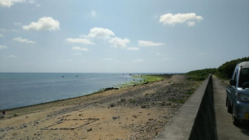 白保海岸  ◎石垣島の旅④◎_e0305834_22321810.jpg