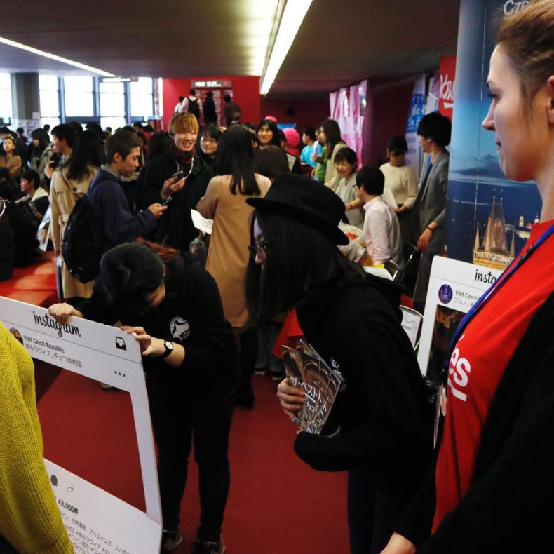 「BackpackFESTA2019東京」でチェコブースの応援に_c0060143_20225208.jpg