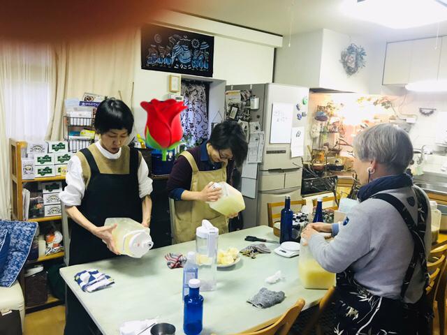 ☆ミネラル発酵ドリンク教室☆_a0153945_20162526.jpg