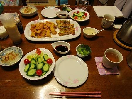 夕食 (昨日の)_c0327752_09140635.jpg