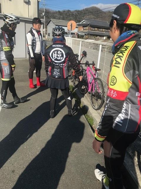 丸臨女子 - 自転車コギコギ日記