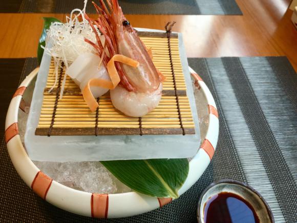 ホテル日航大阪 日本料理弁慶_d0339676_18381745.jpg