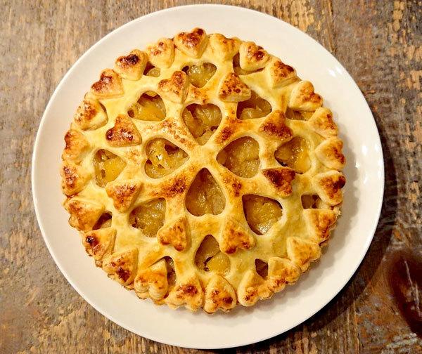 【手作りお菓子】型抜きもようのパイの作り方【クッキー型で模様をつけたよ】_d0272182_17032998.jpg