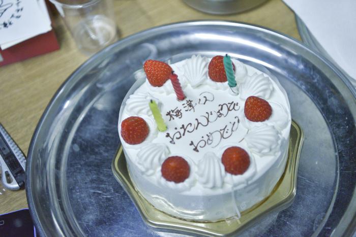 1月7日 HOT CAKE 初ライブ_f0144394_12344379.jpg