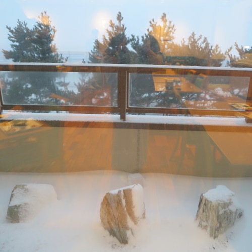 浅虫温泉 南部屋海扇閣の朝食_c0075701_21095600.jpg