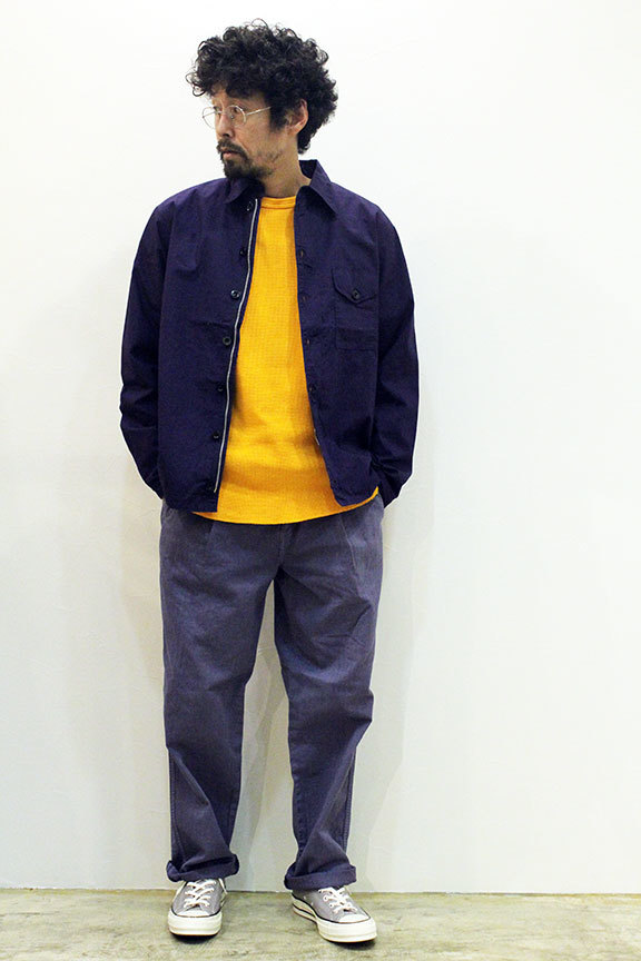 "Ordinary fits (オーディナリーフィッツ) "" BROWN PANTS \""_b0122806_13440793.jpg"