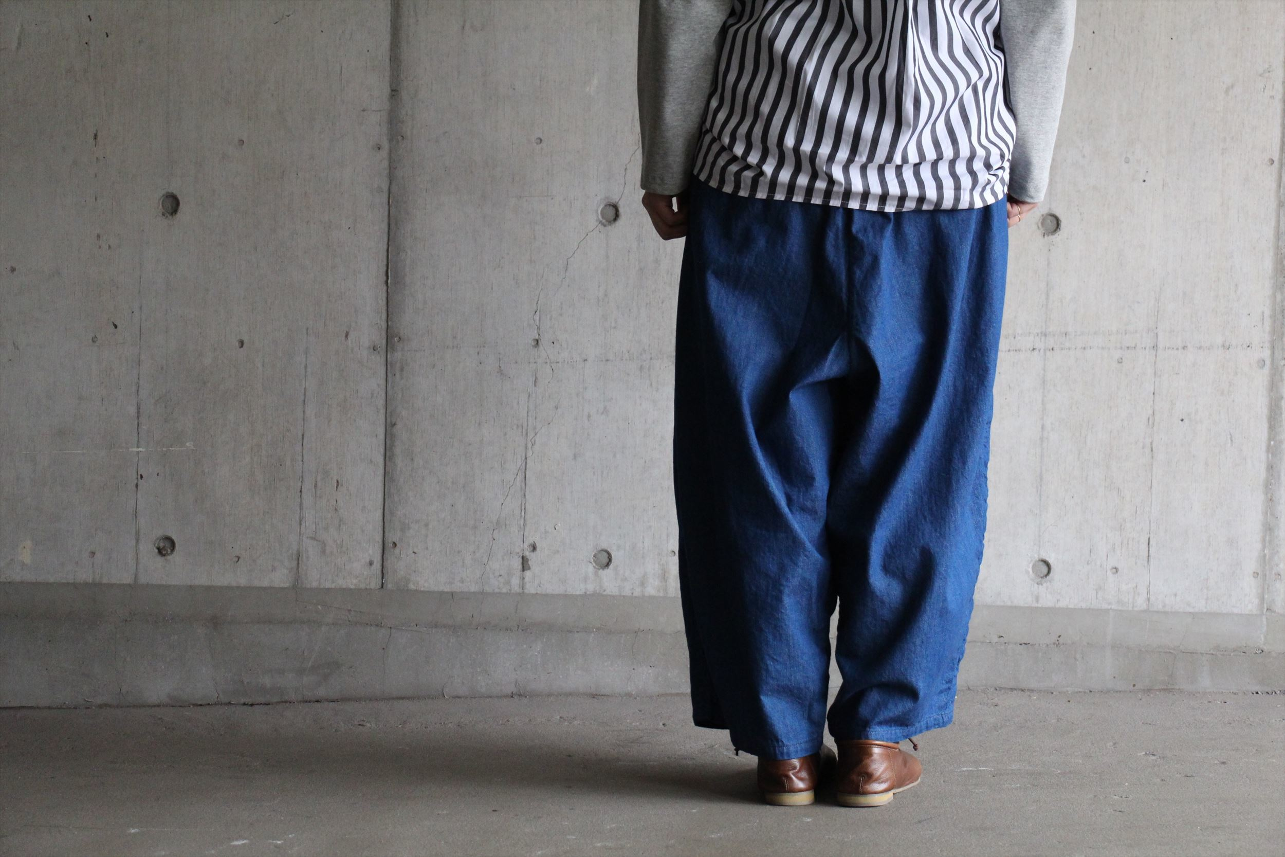 ORDINARY FITS ボールパンツ_b0165512_13063894.jpg
