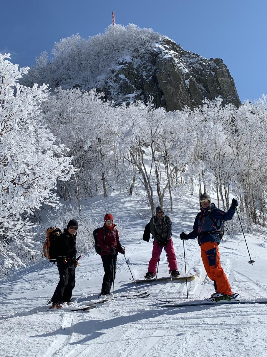 """2019年2月 『白銀の山、素敵な仲間たち、良い一日』 February 2019 \""""Snow Mountains, Good Friends\""""_c0219616_20252149.jpg"""