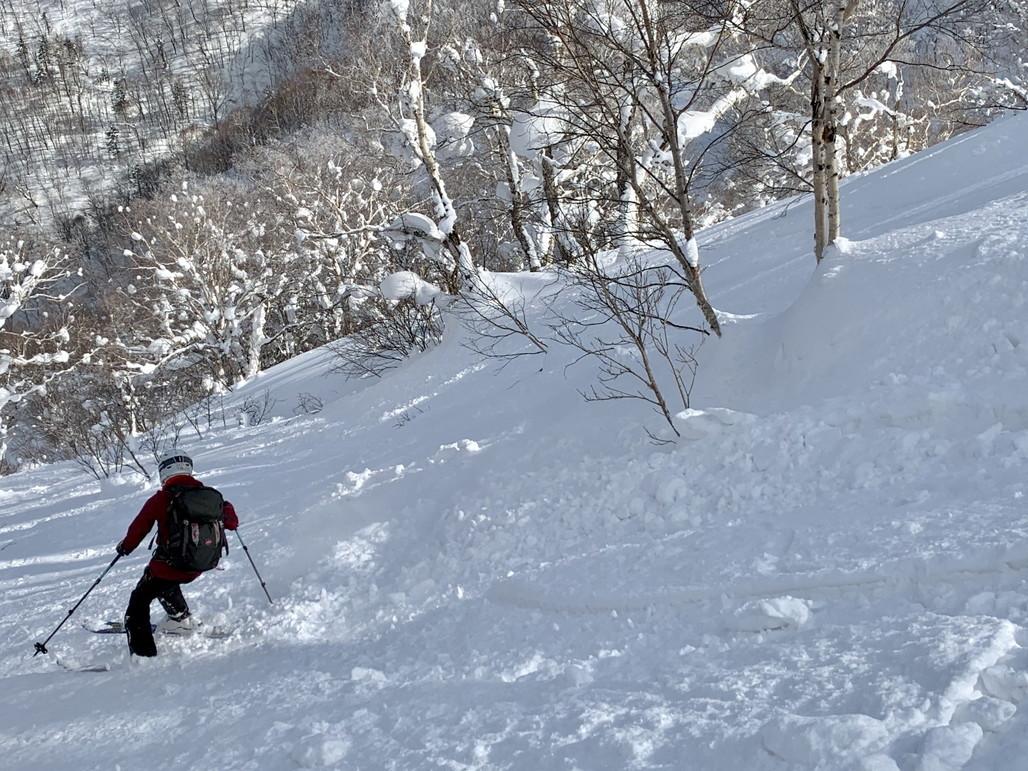 """2019年2月 『白銀の山、素敵な仲間たち、良い一日』 February 2019 \""""Snow Mountains, Good Friends\""""_c0219616_20410402.jpg"""