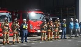 消防署見学_f0153418_10370310.jpg
