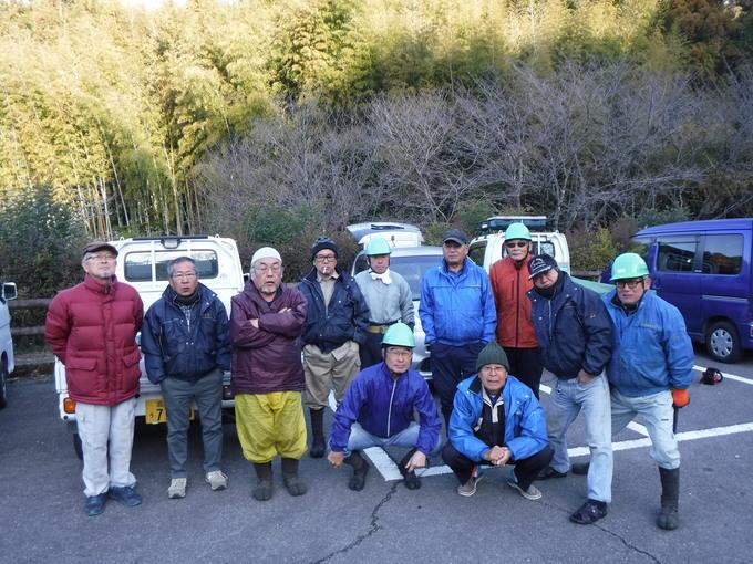 オンちゃん部隊2月ダイジェスト・パートⅢ(第1417号) - こうち森林救援隊