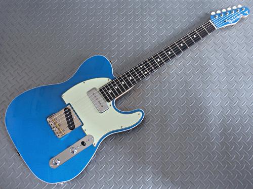 「Brilliant Turquoise MetallicのSTD-T」3本目が完成!_e0053731_17181042.jpg
