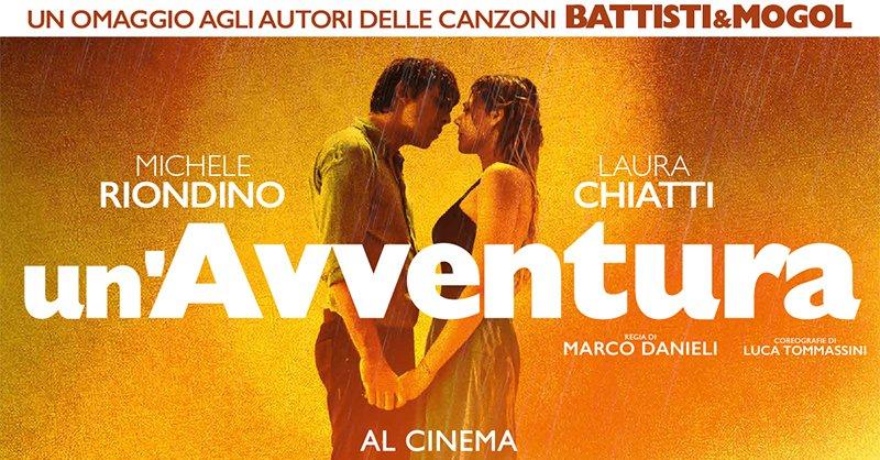 イタリア風レトロ情熱ミュージカル 映画『Un\'avventura』はバッティスタの名歌に乗って_f0234936_17282855.jpg
