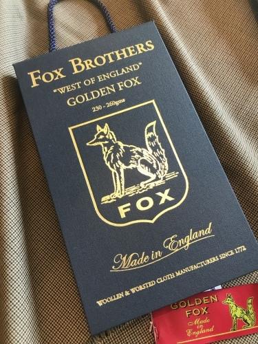 2019 春夏の新着!「FOX BROTHERS」 編_c0177259_20490458.jpeg
