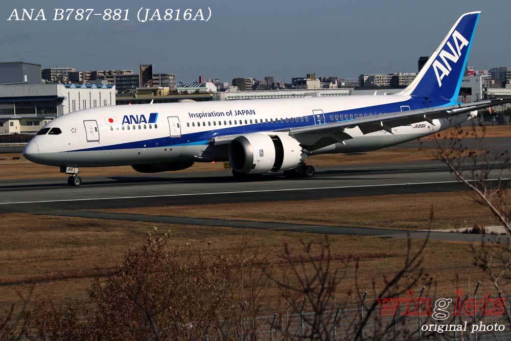 '19年 伊丹空港レポート・・・ANA/JA816A_f0352866_21372453.jpg